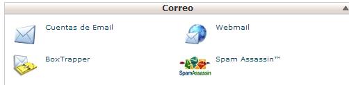 Configura SpamAssassin para filtrar el spam